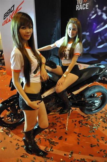 KTM Duke R (2011) Launch - 113