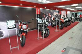 Aprilia Showroom Opening At Naza - 03