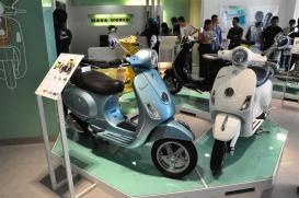 Piaggio Liberty 150cc Launch at New Vespa Showroom - 33