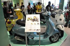 Piaggio Liberty 150cc Launch at New Vespa Showroom - 34