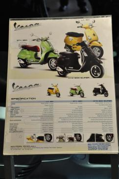 Piaggio Liberty 150cc Launch at New Vespa Showroom - 35