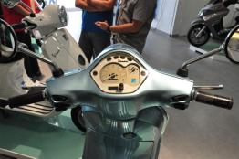Piaggio Liberty 150cc Launch at New Vespa Showroom - 41