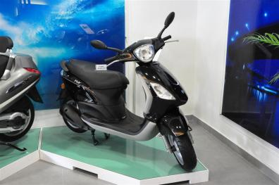 Piaggio Liberty 150cc Launch at New Vespa Showroom - 45