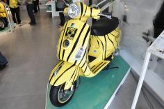 Piaggio Liberty 150cc Launch at New Vespa Showroom - 59