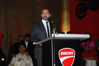 Ducati Monster 795 Launch - 08