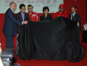 Ducati Monster 795 Launch - 10 - Valentino Rossi