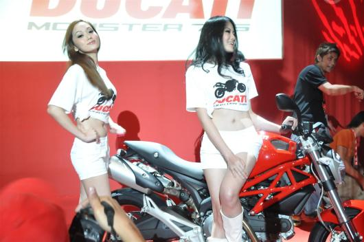 Ducati Monster 795 Launch - 103