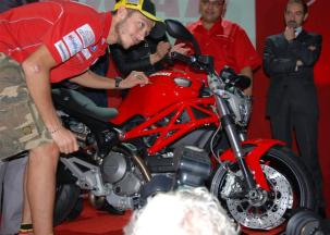 Ducati Monster 795 Launch - 13 - Valentino Rossi