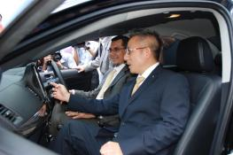 Malaysia's 1st 4G Internet Car Launch - 16