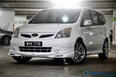 Nissan Grand Livina Tuned By Impul 020