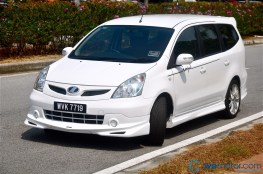 Nissan Grand Livina Tuned By Impul 036