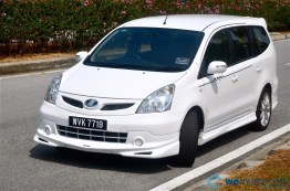 Nissan Grand Livina Tuned By Impul 038