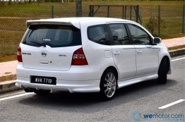 Nissan Grand Livina Tuned By Impul 044
