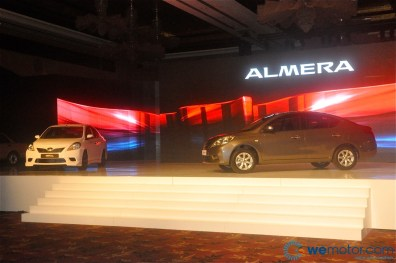 2012 Nissan Almera Launch 056
