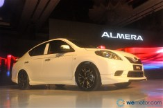 2012 Nissan Almera Launch 065