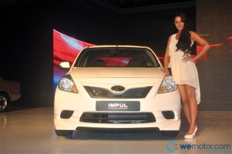 2012 Nissan Almera Launch 075