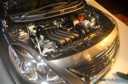 2012 Nissan Almera Launch 115