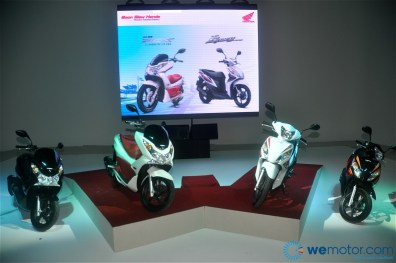 Boon Siew Honda Launch Spacy and PCX 014