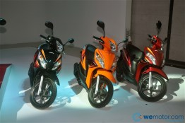 Boon Siew Honda Launch Spacy and PCX 016