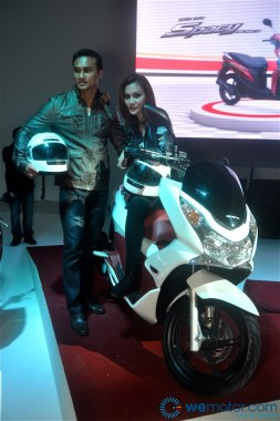 Boon Siew Honda Launch Spacy and PCX 024