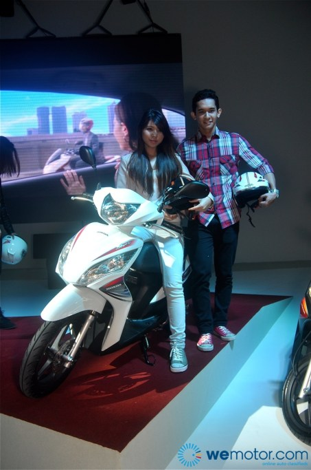 Boon Siew Honda Launch Spacy and PCX 028