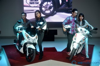 Boon Siew Honda Launch Spacy and PCX 029