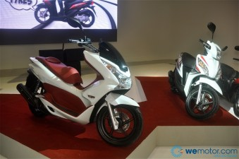 Boon Siew Honda Launch Spacy and PCX 066