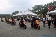 Boon Siew Honda Launch Spacy and PCX 073