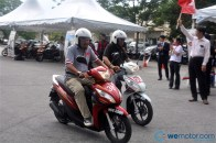 Boon Siew Honda Launch Spacy and PCX 076