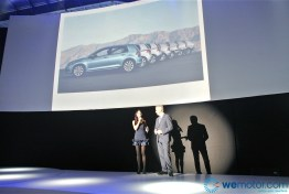 2013 VW Golf Mk7 Launch 008