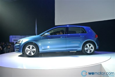 2013 VW Golf Mk7 Launch 010