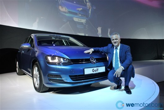 2013 VW Golf Mk7 Launch 050