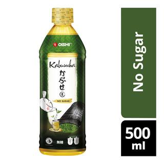 Oishi Japanese Green Tea Kabusecha Bottle Drink No Sugar