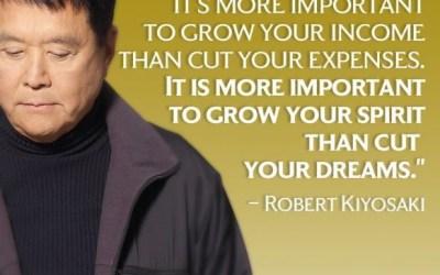 Robert Kiyosaki's Advice for Property Investors