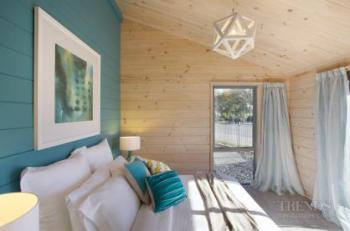 Lockwood Madrid Show Home With Cedar And Aluminium Cladding