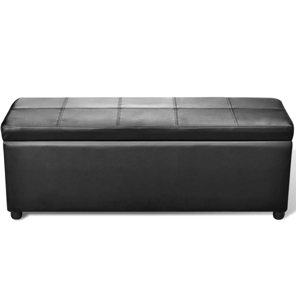 Ottoman Bench Long Leather