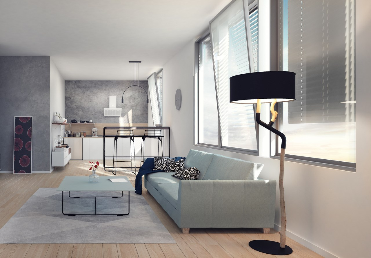 How To Style A Small Apartment Like An Interior Designer