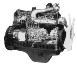 National Truck Spares  Isuzu 6SD1T 6SD1T Diesel Engine