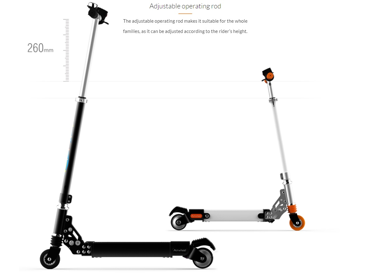 Airwheel Z8 Smart Electric Foldable Scooter