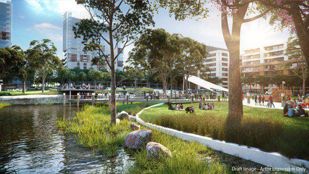 Plans Lodged For $5 Billion Melrose Park Urban Renewal Project