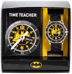 TIME TEACHER WATCH PACK – BATMAN