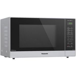 panasonic 32l 1100w inverter microwave white