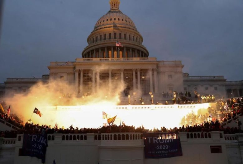 US Capitol Police chief to resign after Wednesday's riots - East Idaho News