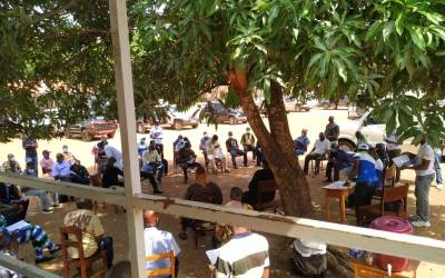 World Hope Primary Partner, COVID-19 Response Supporting 700,000 in Bombali District, Sierra Leone