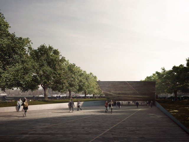 © Studio Libeskind and Haptic Architects & Malcolm Reading Consultants