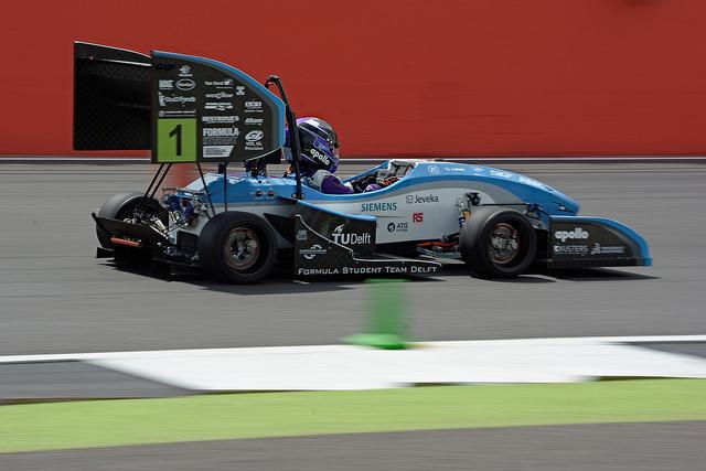 Stuttgart Team Takes Formula Student Title The Engineer