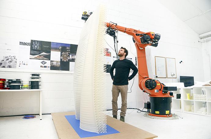 AI Build robot
