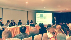 Session A1 at Resilient Cities Asia-Pacific 2015 - Day 2