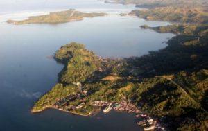 Samar mainland.