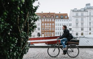 Copenhagen, striving to be carbon neutral: The economic payoffs